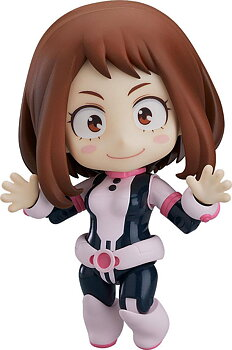 My Hero Academia Nendoroid Action Figure Ochaco Uraraka: Hero's Edition 10 cm