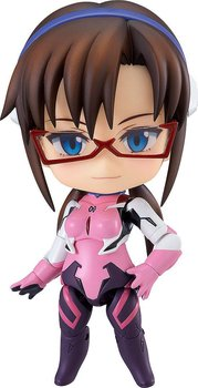 Rebuild of Evangelion Nendoroid Action Figure Mari Makinami Illustrious Plugsuit Ver. 10 cm