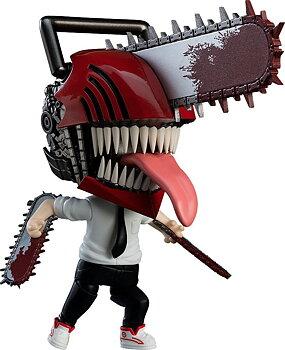 Chainsaw Man Nendoroid Action Figure Denji 10 cm Action figures Chainsaw Man