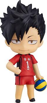 Haikyu!! Third Season Nendoroid Action Figure Tetsuro Kuroo 10 cm