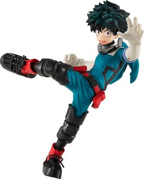 My Hero Academia Pop Up Parade PVC Statue Izuku Midoriya Hero Costume Ver. 16 cm