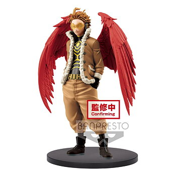My Hero Academia Age of Heroes PVC Statue Hawks 17 cm