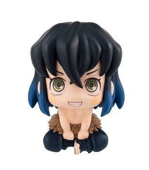 Demon Slayer Kimetsu no Yaiba Look Up PVC Statue Hashibira Inosuke 10 cm