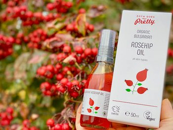 Ansiktsolja - Bulgarian Rosehip Seed Oil, 50 ml