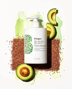 Rengörande balsam - Be Gentle, Be Kind. Avocado + Quinoa Co-Wash, 473 ml