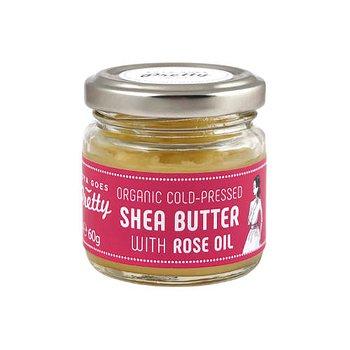 Hudkräm - Shea Butter & Rose Oil, 60 g