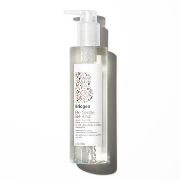 Schampo - Be Gentle, Be Kind. Aloe + Oat Milk Ultra Soothing Fragrance-free Hypoallergenic Shampoo, 236 ml