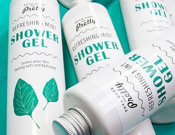Duschkräm - Refreshing Mint Shower Gel, 300 ml