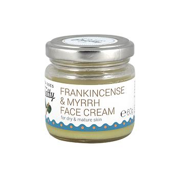 Ansiktskräm - Frankincense & Myrrh Face Balm, 60 g