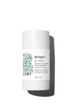 Deodorant - B. Well. Tea Tree + Eucalyptus Clean Deodorant, 52 g