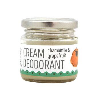 Deodorant - Cream Deodorant Chamomile & Grapefruit, 60 g