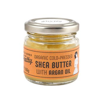 Hudkräm - Shea Butter & Argan Oil, 60 g