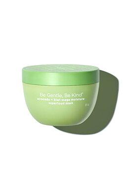 Inpackning - Be Gentle, Be Kind. Avocado + Kiwi Mega Moisture Superfood Mask, 236 ml