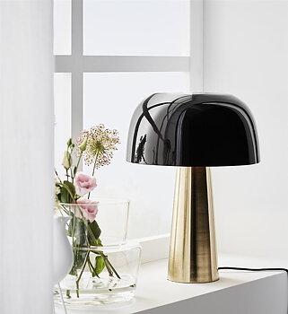 Bordlampa Blanca Svart - Markslöjd
