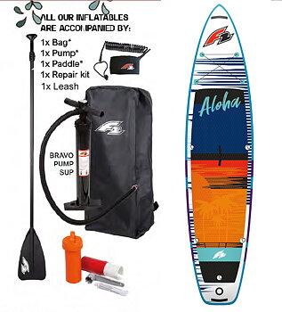 F2 Aloha 11´4 red