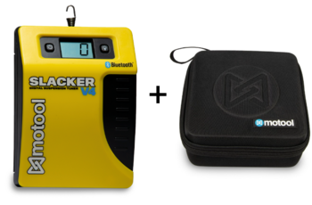 Motool Slacker V4 Bluetooth + ballistic case