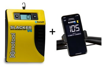 Motool Slacker V4 Bluetooth + holder mobile phone