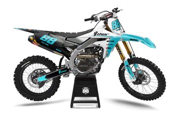 Yamaha Tranformation Teal