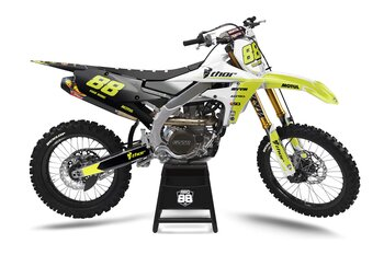 Yamaha Tranformation Yellow