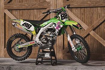 Kawasaki Retro KX