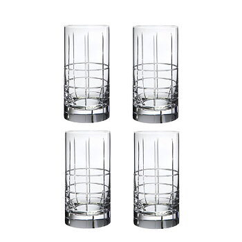 Orrefors Street Highball 4-pack