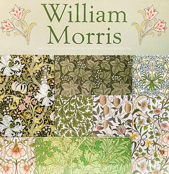 Kylskåpsmagnet William Morris