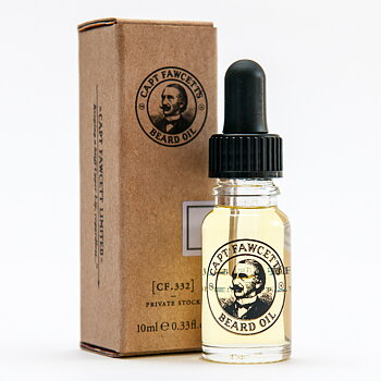 Private Stock Beard Oil [Captain Fawcett]