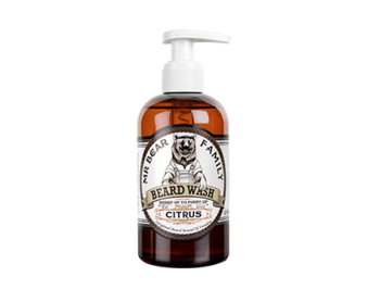Beard Wash Citrus [Mr Bear Family]