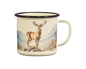Emaljmugg Deer [Gentlemen's Hardware]