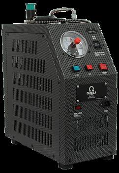 SC3 Exclusive Kompressor 300 / 200 bar- inkl. fyllningsbrygga