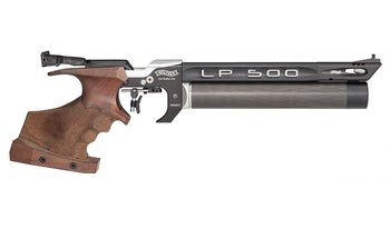Walther LP500 COMPETITION Match luftpistol