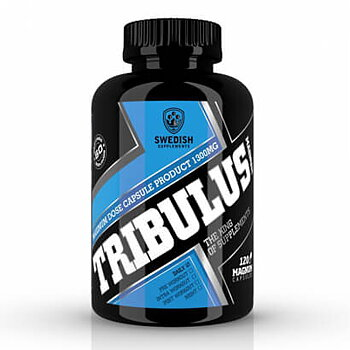 Swedish Supplements Tribulus Magnum, 120 kapsl.