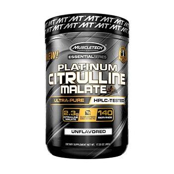 MuscleTech Platinum Citrulline, 492g.