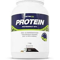 Better You Protein 85%, 1kg. Vanilj