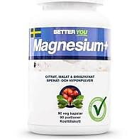 Better You Magnesium plus, 90 kapsl.