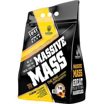 Swedish Supplements Massive Mass, 7kg. Banana Split