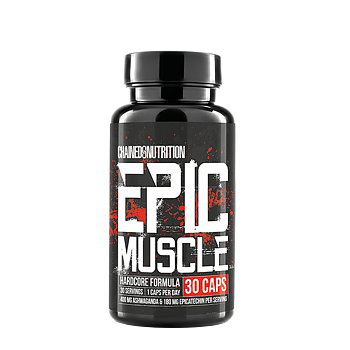 Chained Nutrition Epic Muscle, 30 kapsl.