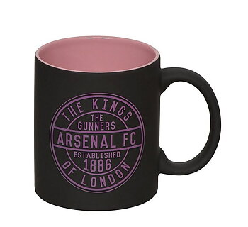 ROSA ARSENAL KINGS OF LONDON-MUGG