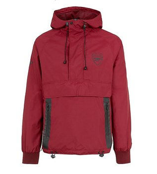 ARSENAL LEISURE WINDBREAKER-JACKET