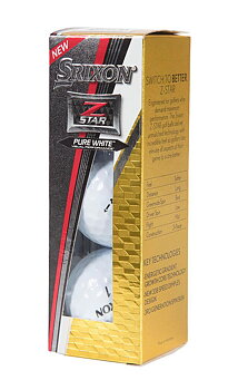 ARSENAL SWEDEN GOLFBOLL Z-STAR (trepack)