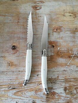 Set om 6 Knivar Laguiole André Verdier