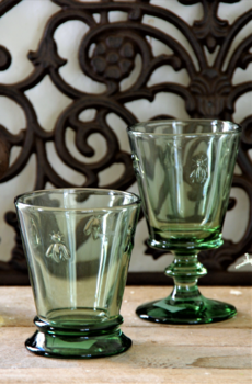 Glas Abeille vert