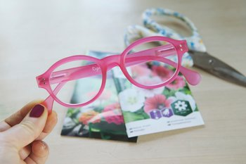 Rubber crystal pink (art.2371)