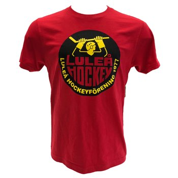 T-shirt Röd Orginallogga