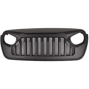 OFD ANGRY BIRD GRILLE MATTE BLACK - JL