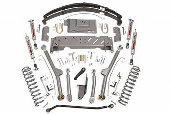 "ROUGH COUNTRY 4,5"" LONG ARM LIFT KIT SUSPENSION - XJ"