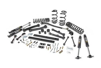 "JKS 3"" LIFT SUSPENSION SYSTEM JEEP WRANGLER TJ 97-02"