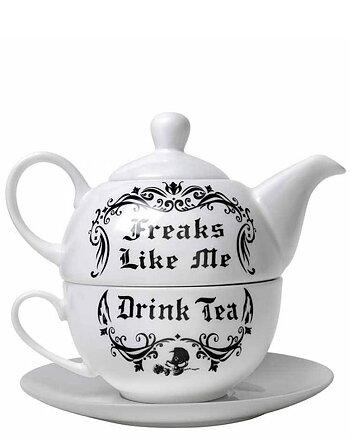 Freaks Like Me - Tea Set