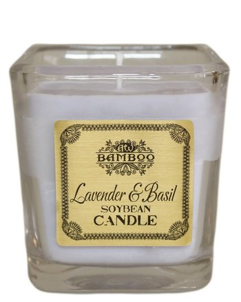 Lavender & Basil  - Scented Candle