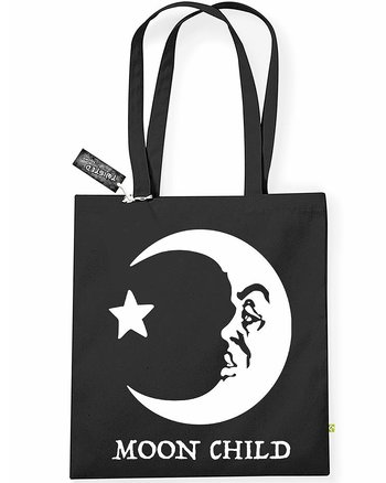 Moon Child - Tote Bag